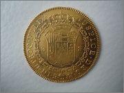 8 Escudos 1820/1 Fernando VII Madrid  Image