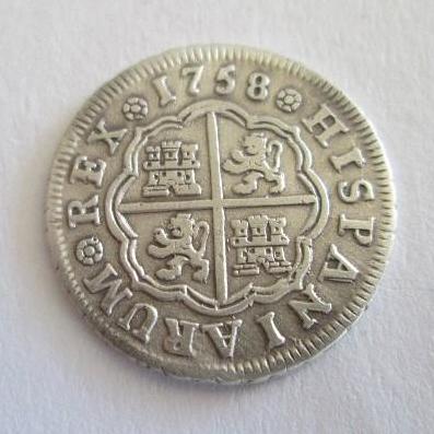 Patinar moneda de plata Fernando_VI_1_Real_ANV