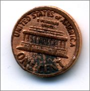 NIXON PENNY... and getting smaller, smaller 1964 Nixon_penny004