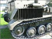 Советская легкая САУ СУ-76М,  Военно-исторический музей, София, Болгария 76_069