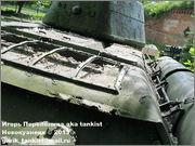 Советский средний танк Т-34, музей Polskiej Techniki Wojskowej - Fort IX Czerniakowski, Warszawa, Polska 34_040