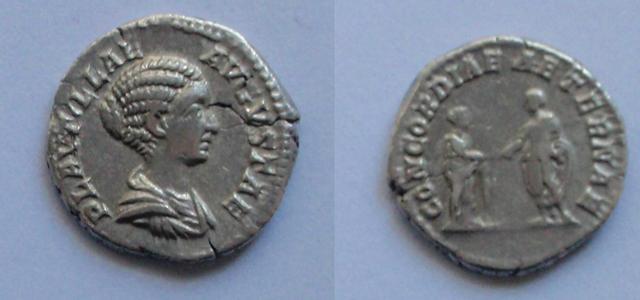 Denario de Plautilla. CONCORDIAE AETERNAE. Plautilla y Caracalla. Roma. 0000000_den_plavtilla