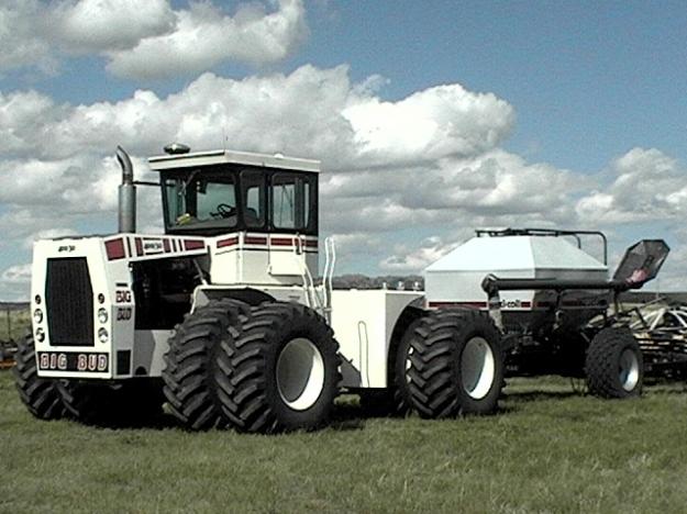 Hilo de tractores antiguos. - Página 5 BIG_BUD_400_30