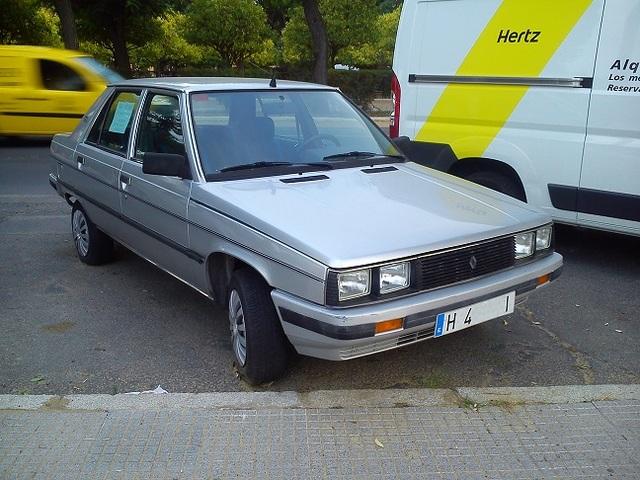 RENAULT 9 GTC 1987 DSC_1150