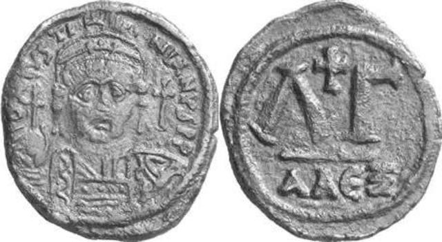 Denominación de las monedas de Bizancio. 1ª parte 33_nummi