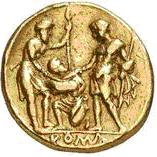 Glosario de monedas romanas. ENEAS. Image