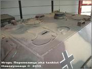 """Немецкая тяжелая САУ  """"JagdPanther""""  Ausf G, SdKfz 173, Deutsches Panzermuseum, Munster Jagdpanther_Munster_038"""