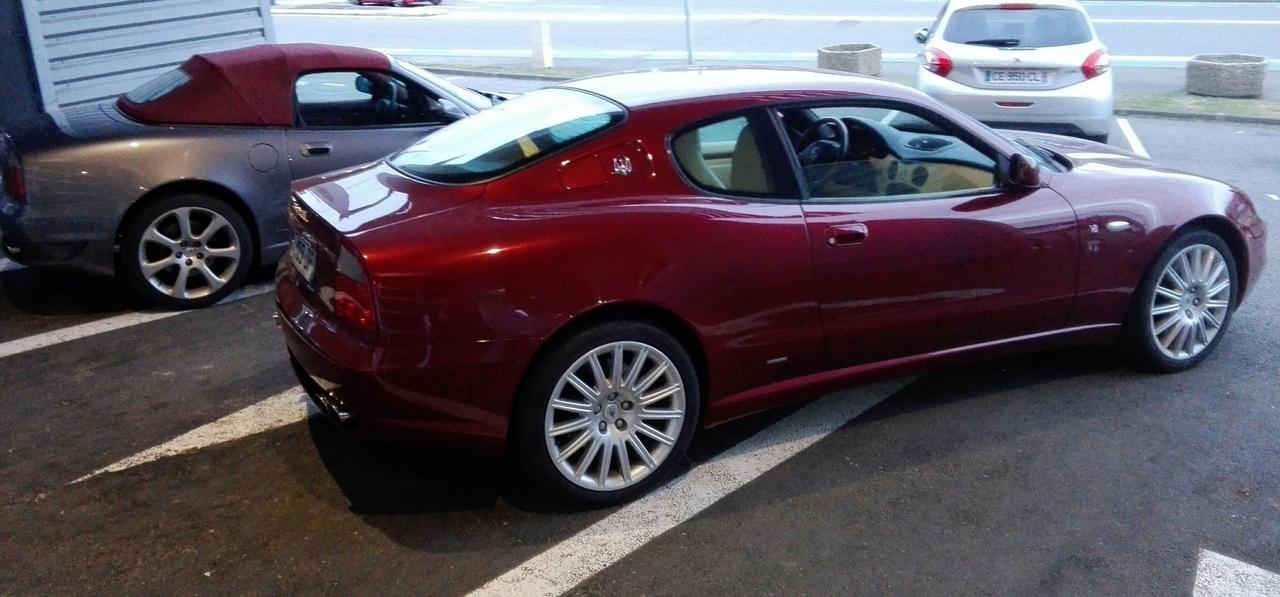 [VENDUE] Maserati 4200 GT boîte manuelle Rosso bologna IMG_20180531_215401