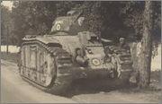 Камуфляж французских танков B1  и B1 bis Char_B_1_bis_140_Mulhouse