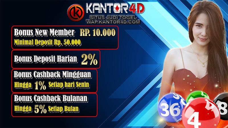 KANTOR4D - BANDAR JUDI Togel ONLINE TERBAIK DAN TERPERCAYA DI INDONESIA Pop_up_banner