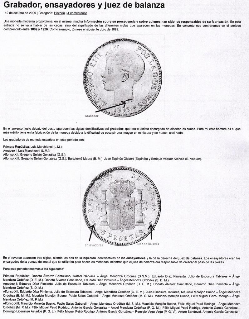 La cuestión de las marcas en las monedas. Image