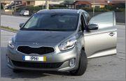 Kia Carens 1.7 CRDI TX 2014 Titanium Silver  DSC05499
