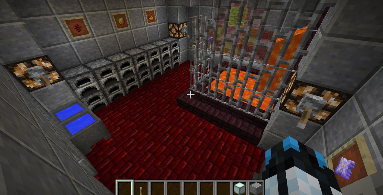 Minecraft Creations Smith_Room_Castle