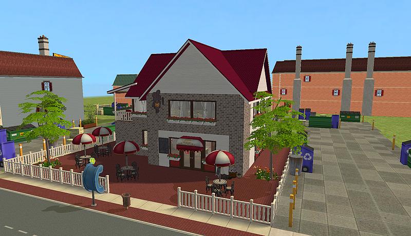Babiččina kavárna - Stránka 2 Uvod