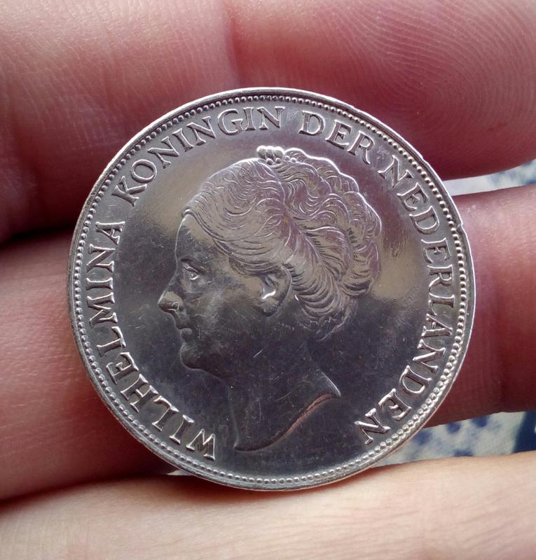 1 Gulden 1943 Wilhelmina Holanda IMG_20180803_205212_452