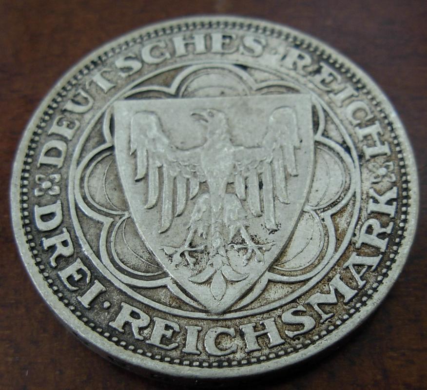 Monedas Conmemorativas de la Republica de Weimar y la Rep. Federal de Alemania 1919-1957 - Página 5 S-l1600_1