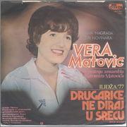 Vera Matovic - Diskografija 1977_z