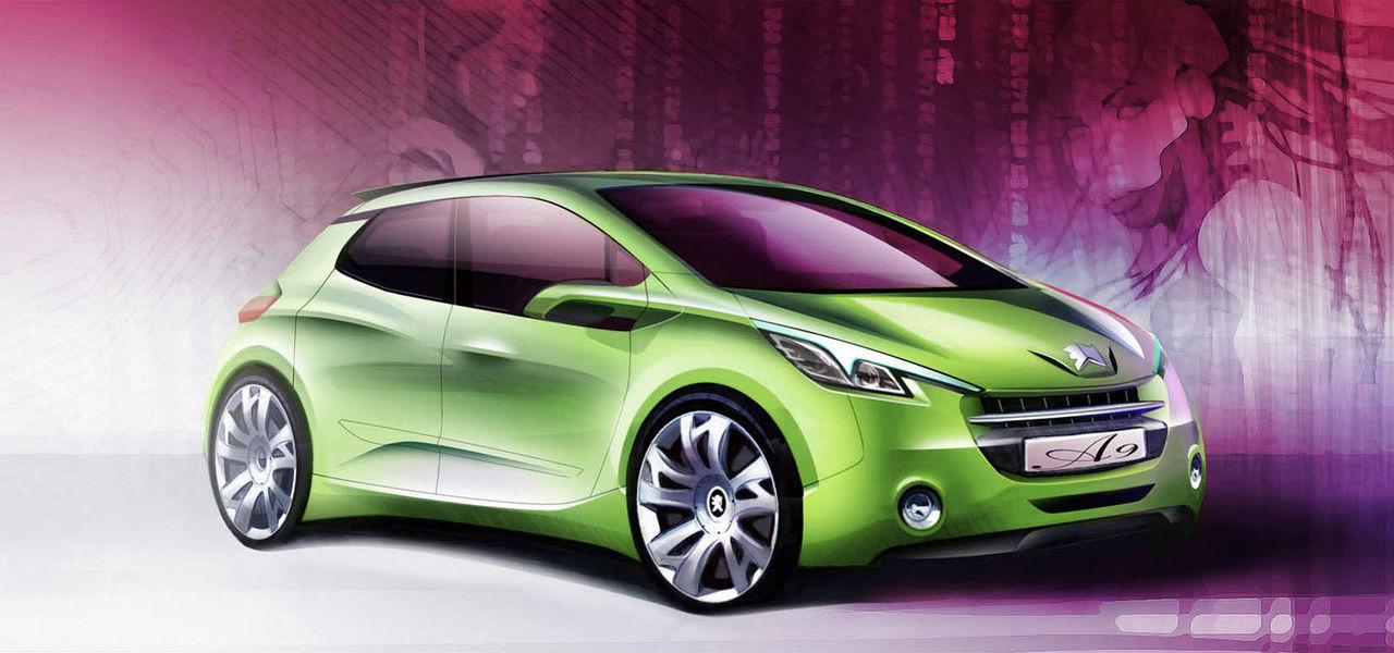 [Présentation] Le design par Peugeot - Page 9 2083