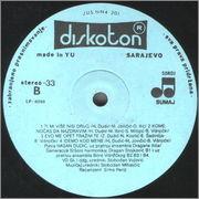 Hasan Dudic -Diskografija Hasan_Dudic_1983_s_B