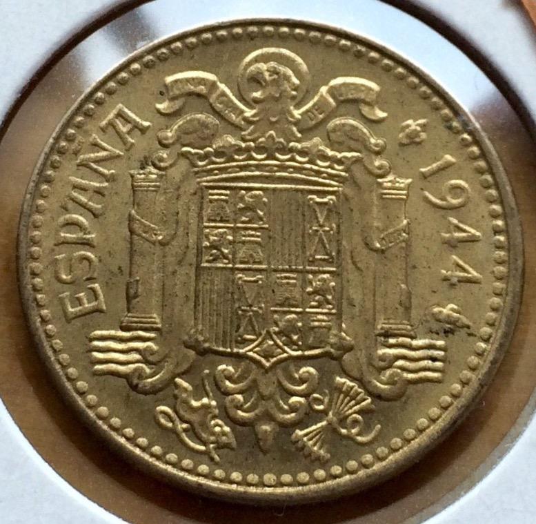 1 peseta 1944. Estado Español IMG_3270