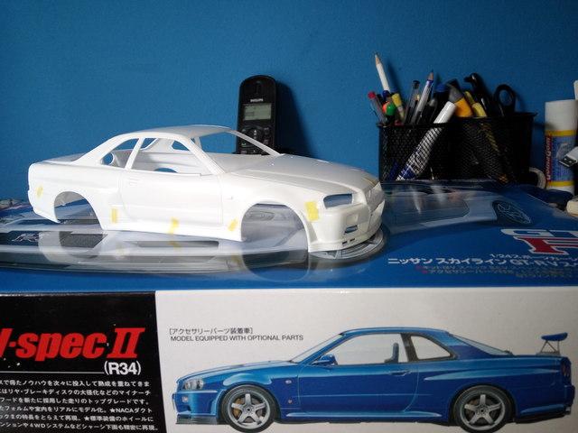 Nissan Skyline GT-R V-Spec II (R34) - Tamiya 2016_09_25_12_46_36