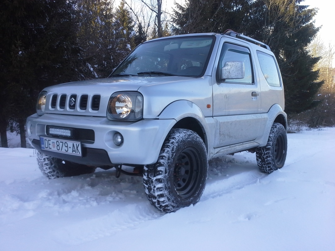 Suzuky Jimny ... miniterenac by Mad ... 20170225_161055