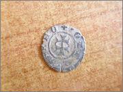 Dinero de Aragón de Juana y Carlos 1507-1516. P1260331