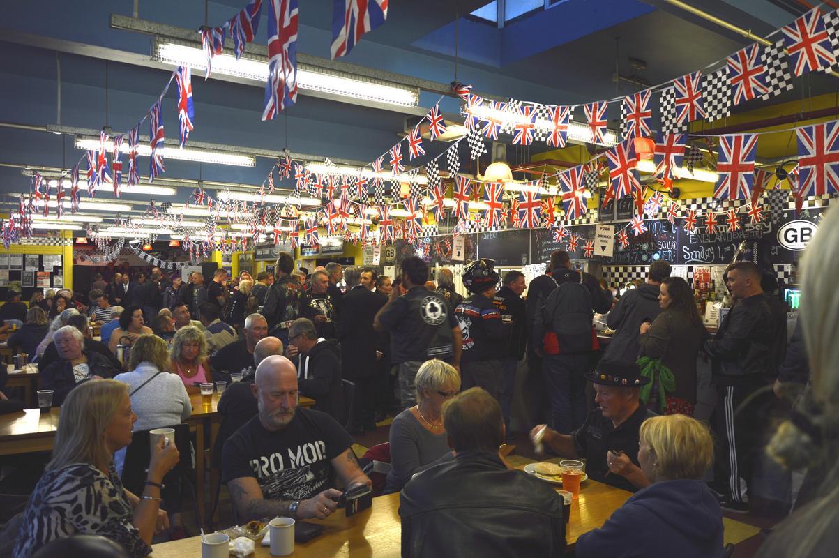 WE de 3 jours en Angleterre ACE café & Brighton A_DSC6251