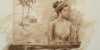 Thơ họa Nguyễn Thành Sáng & Tam Muội (227) Danbau_2