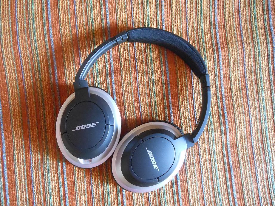 [SA+spediz.] Vendo cuffie portatili Bose AE2 Bose1