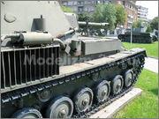 Советская легкая САУ СУ-76М,  Военно-исторический музей, София, Болгария 76_071