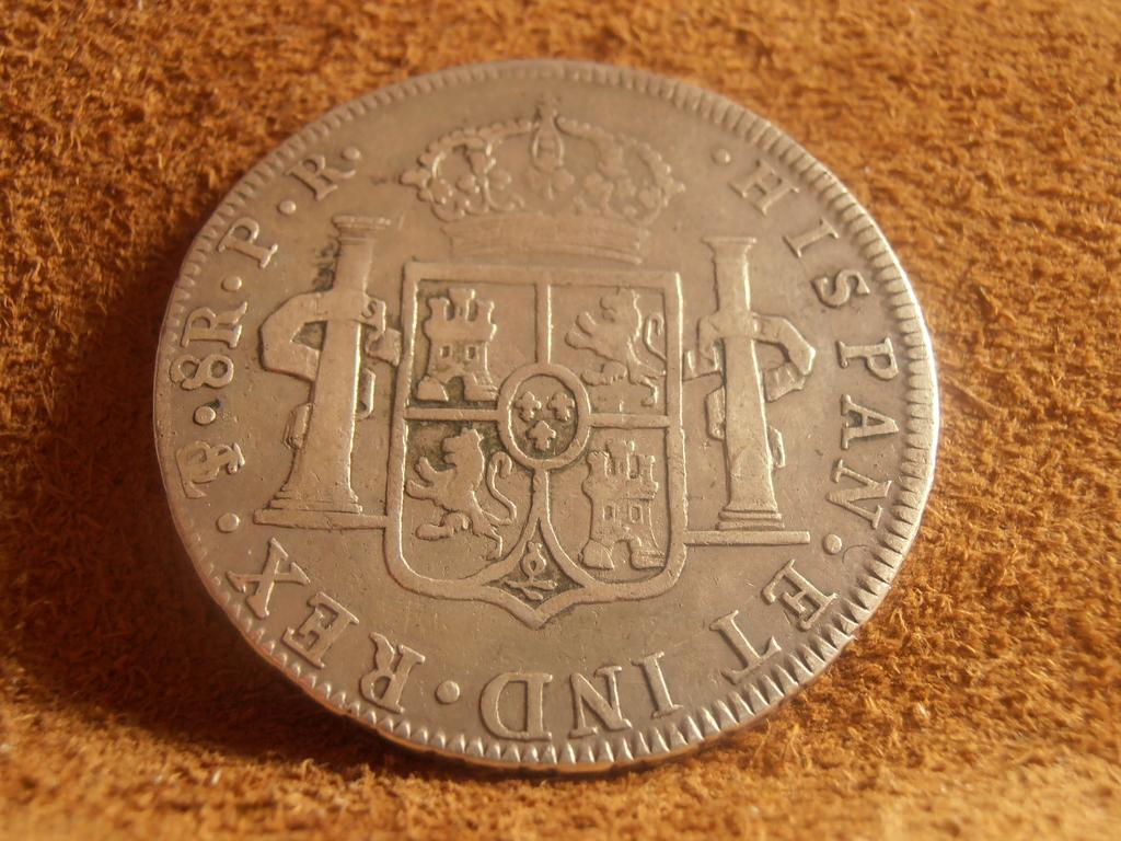 8 Reales 1794 Carlos IV. Potosí P9080024