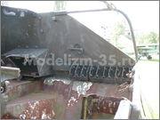 Советская легкая САУ СУ-76М,  Военно-исторический музей, София, Болгария 76_065