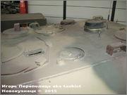 """Немецкая тяжелая САУ  """"JagdPanther""""  Ausf G, SdKfz 173, Deutsches Panzermuseum, Munster Jagdpanther_Munster_005"""