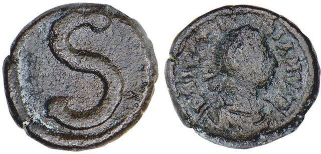 Denominación de las monedas de Bizancio. 1ª parte 6_nummi