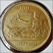 100 pesetas Juan Carlos I 2001 100_pesetas_Juan_Carlos_I_2001_2