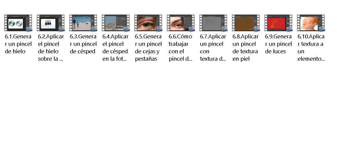 Curso Photoshop CC avanzado: Pinceles para fotografía [Español] 28337691_1681000648610524_3575698013627513163_o