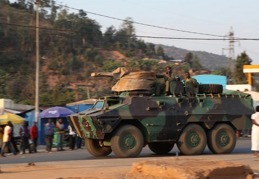 Forces Rwandaises de Défense / Rwanda Defence Forces ( RDF ) Image