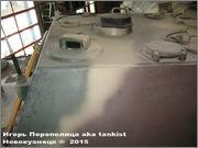 """Немецкая тяжелая САУ  """"JagdPanther""""  Ausf G, SdKfz 173, Deutsches Panzermuseum, Munster Jagdpanther_Munster_033"""