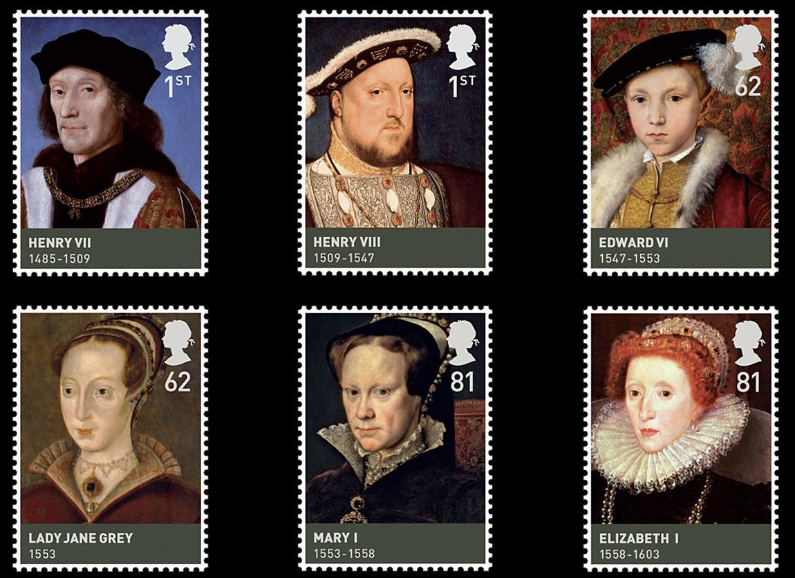 Jane Grey e sua inclusão na lista de reis e rainhas da Inglaterra House_of_tudor