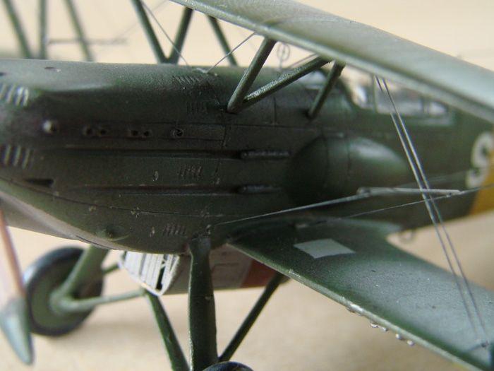 Avia B-534 serieIV., KP i RSmodels, 1/72 DSC00175