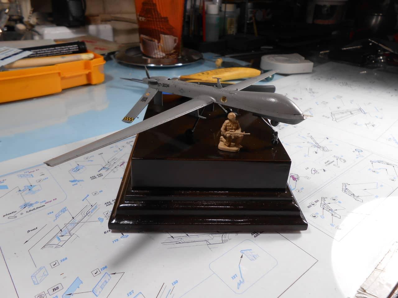DRONE MQ-1A/B PREDATOR DSCN1613