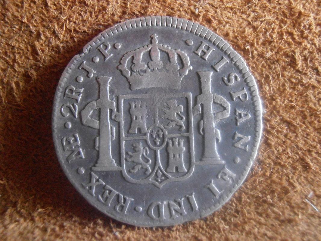 2 Reales 1812. Fernando VII. Lima P3250050