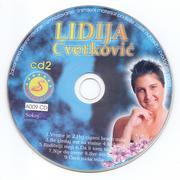 Lidija Cvetkovic 2012 - Vreme je DUPLI CD Cd_2