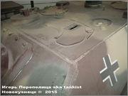 """Немецкая тяжелая САУ  """"JagdPanther""""  Ausf G, SdKfz 173, Deutsches Panzermuseum, Munster Jagdpanther_Munster_003"""