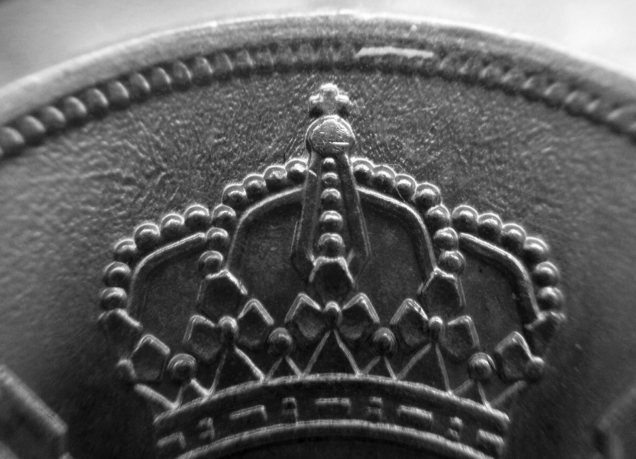 5 pesetas globo crucifero Image