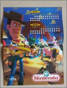 """Magazine """"Club Nintendo"""" Annexe_1996_Poster"""