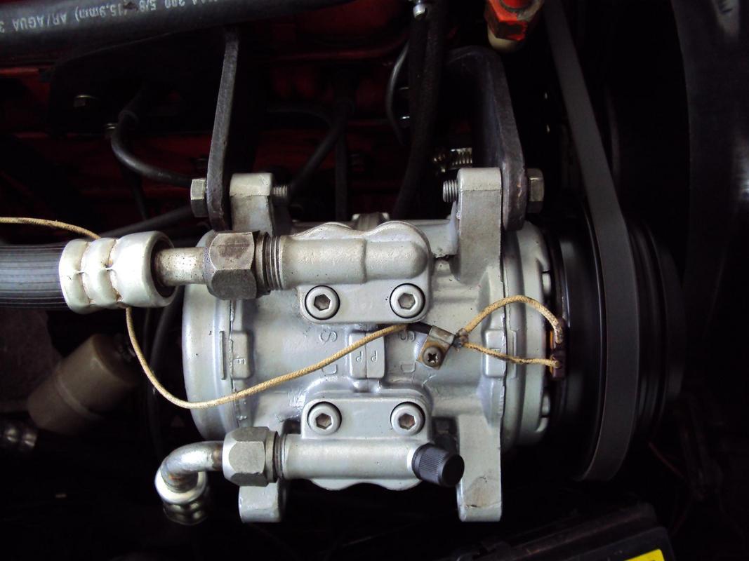 Diplomata Coupe 1988 - 250S Compressor_Limpo
