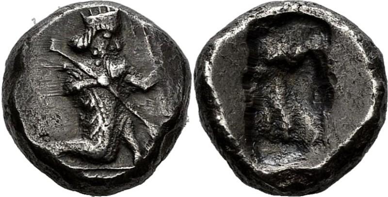 Siclo persa de Darío I el Grande (521-486 a.C.) 649805_1