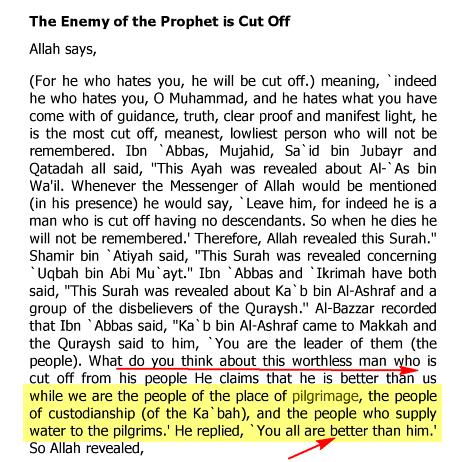 Ka'b ibn al-Ashraf :Meurtre Killing Gggg